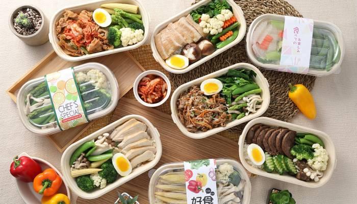 吾久愛食坊 新北健康餐盒 吃得簡單不隨便
