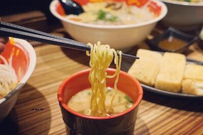 豚將日本拉麵 北屯店|台中餐廳|平日內用麵條無限量供應