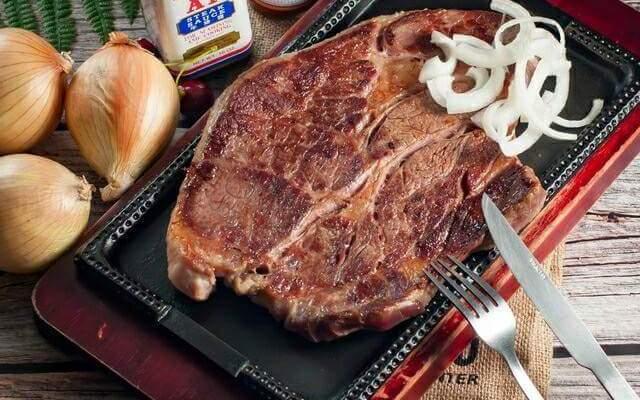 珈瑄牛排雲廚房 高雄餐廳 滿足大口吃肉的慾望