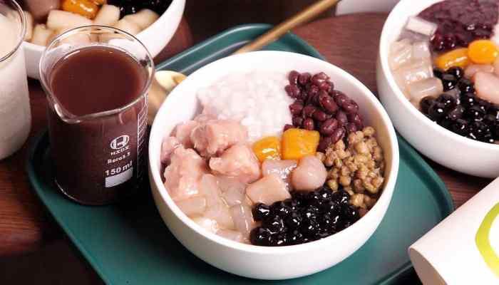 賣田湯-台南總店|台南甜點|台式甜湯專賣店