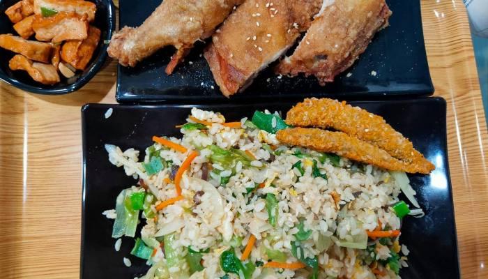 食天下炒飯炒麵|桃園小吃|龜山巷仔內美食