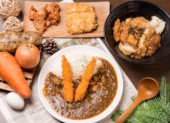 蘑菇咖哩Mogu Curry|高雄餐廳|日式咖哩專賣店