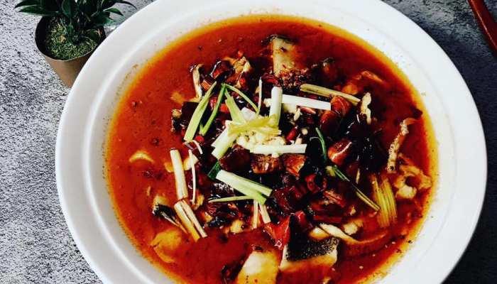 上饌美食館|高雄餐廳|經典呈現川菜粵菜的美味