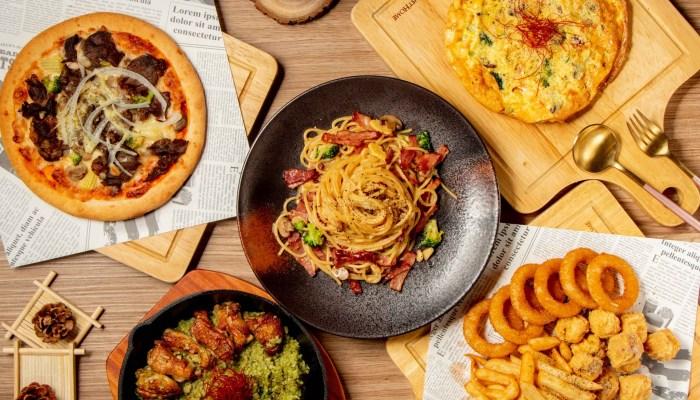三胡町Bistro|台南餐廳|平價義式餐酒館