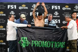 Vargas vs Herrera_12_15_2017_Weigh-in_Peter Young _ Premier Boxing Champions