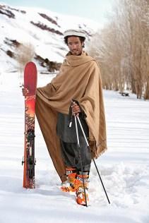 skiing afghanistan