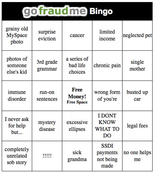 gofraudme bingo