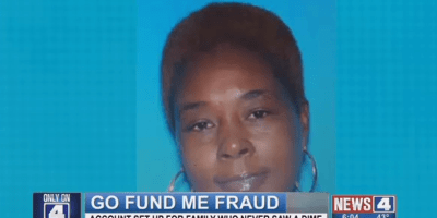 Portia Adams Gofundme fraud