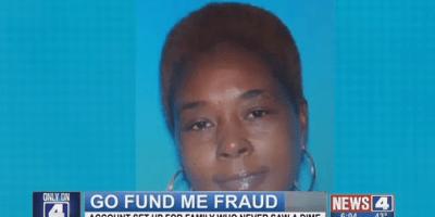 Portia Adams Gofundme fraud