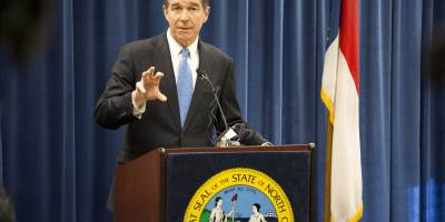 North Carolina Governor Roy Cooper