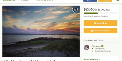 James Lee Steen Sr GoFundMe