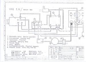 Wiring Diagram 12 Volt Starter Generator  Somurich