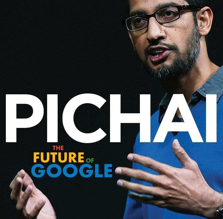 Pichai The Future of Google