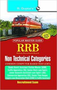 RRB Non-Technical (Goods Guard, ASM, TA, CA etc.) Exam Guide