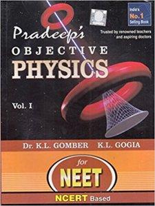 Objective Physics for NEET NCERT Based - Vol. I & II