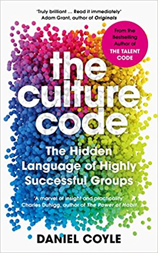 The Culture Code by Daniel Coyle