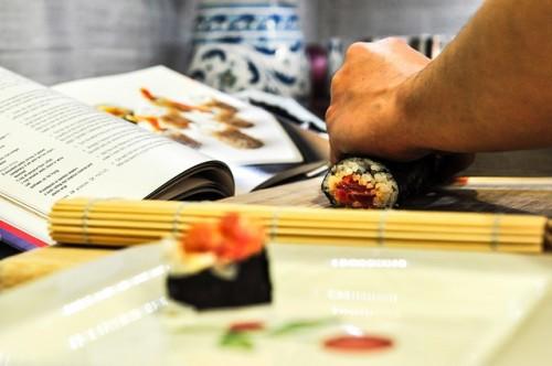 英語になった日本語Sushi