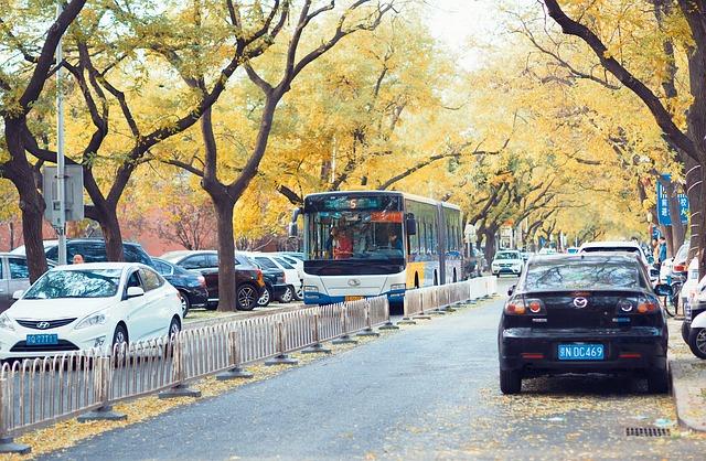北京の交通事情