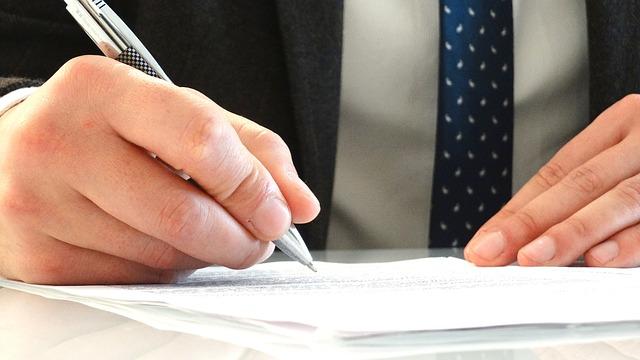 サインと署名