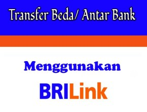 Apakah brilink bisa transfer ke bank lain
