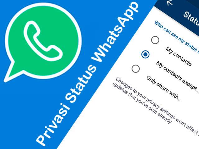 Cara Membuka Privasi Status Wa Orang Lain - status ...