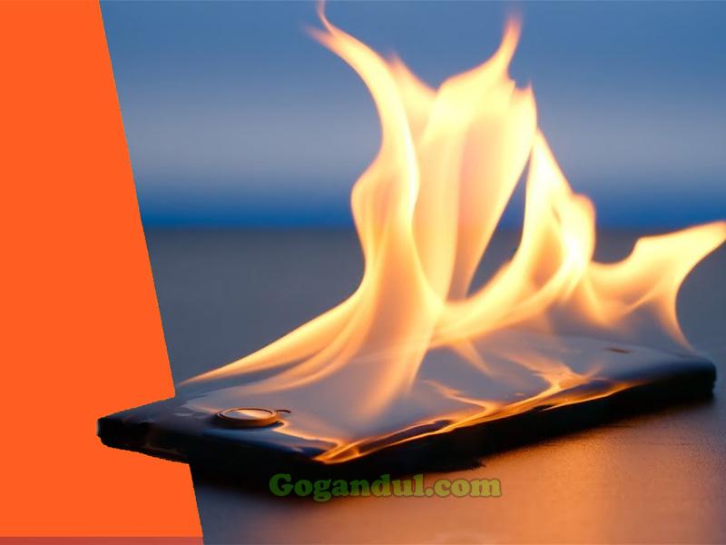 Mengapa Ponsel Android Cepat Panas