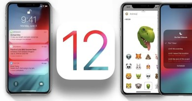 Disponibile iOS12: ecco le novità e con quali iPhone è compatibile