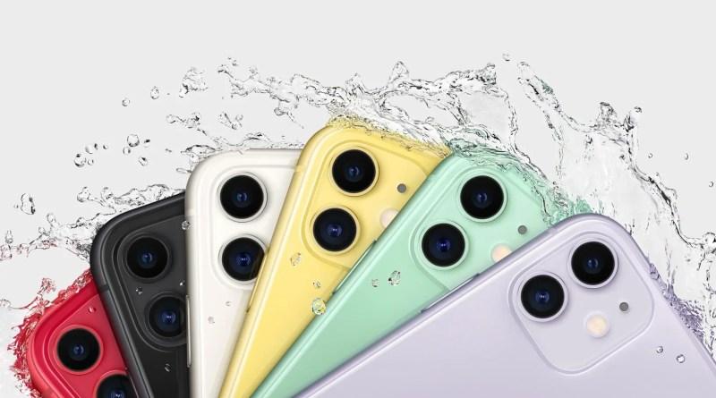 Apple presenta iPhone 11 con doppia fotocamera