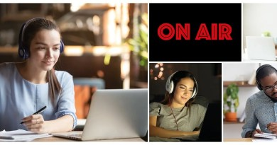 Canon academy on air