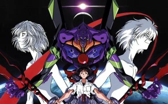 Migliori anime Netflix Neon Genesis Evangelion