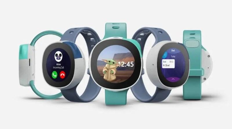 smartwatch per bambini Vodafone e Disney