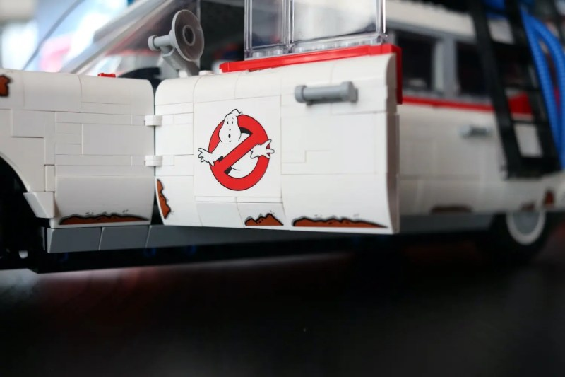 set lego ghostbuster ecto-1