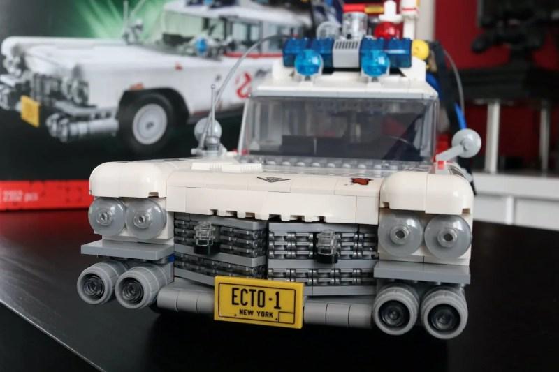 set lego ghostbuster ecto-1 davanti