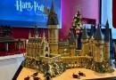 micro figures castello hogwarts lego