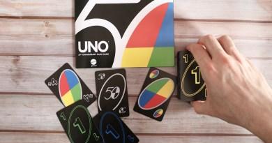 Mattel festeggia 50 anni di UNO con un'edizione da collezione