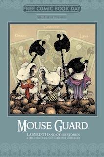 FCBD Mouse Guard
