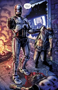 RoboCop 001 - SDCC
