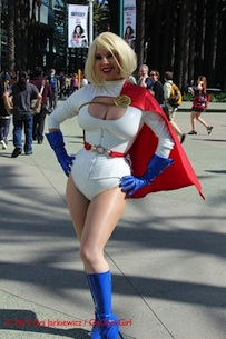 WonderCon 2015 Saturday - Tania Sperlonga