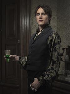 Reeve Carney as Dorian Gray in Penny Dreadful