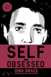 Sina Grace Self-Obsessed from Image Comics (cover)