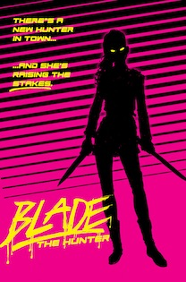 Blade #1 Tim Seeley Variant