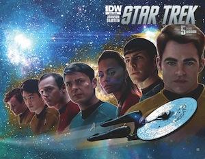 IDW Star Trek #50