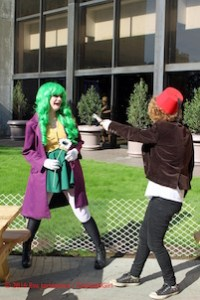 Long Beach Comic Expo 2016 - Saturday - Cosplay