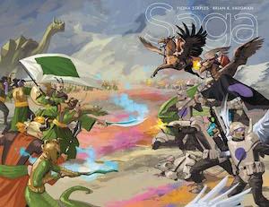 SAGA - The War for Phang