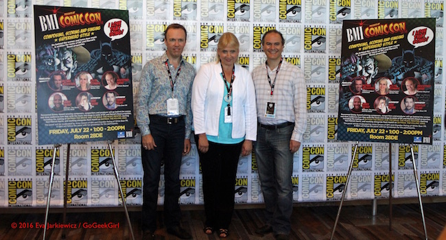 SDCC16 - Dynamic Music Partners