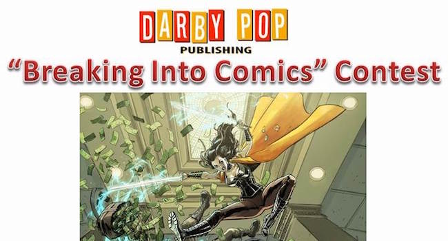 Darby Pop Publishing - Breaking Into Comics 3