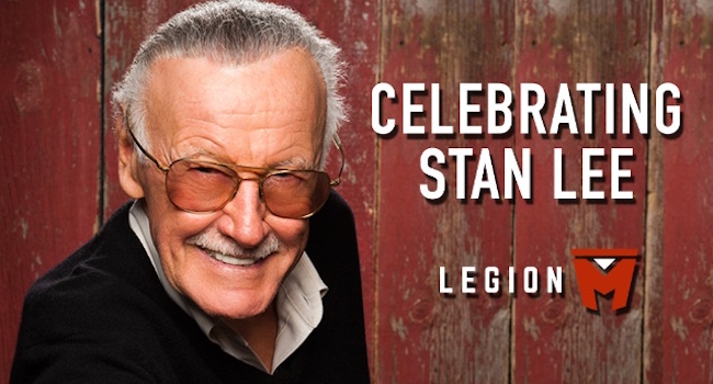 Stan Lee Legion M