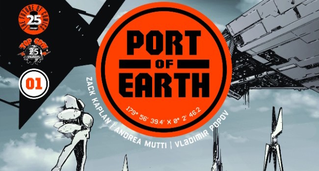 Port of Earth - Zack Kaplan