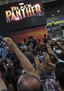SDCC17 - Marvel - Black Panther