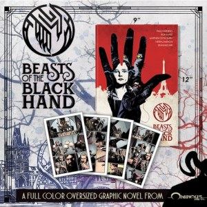 Beasts of the Black Hand - Ominous Press - Kickstarter